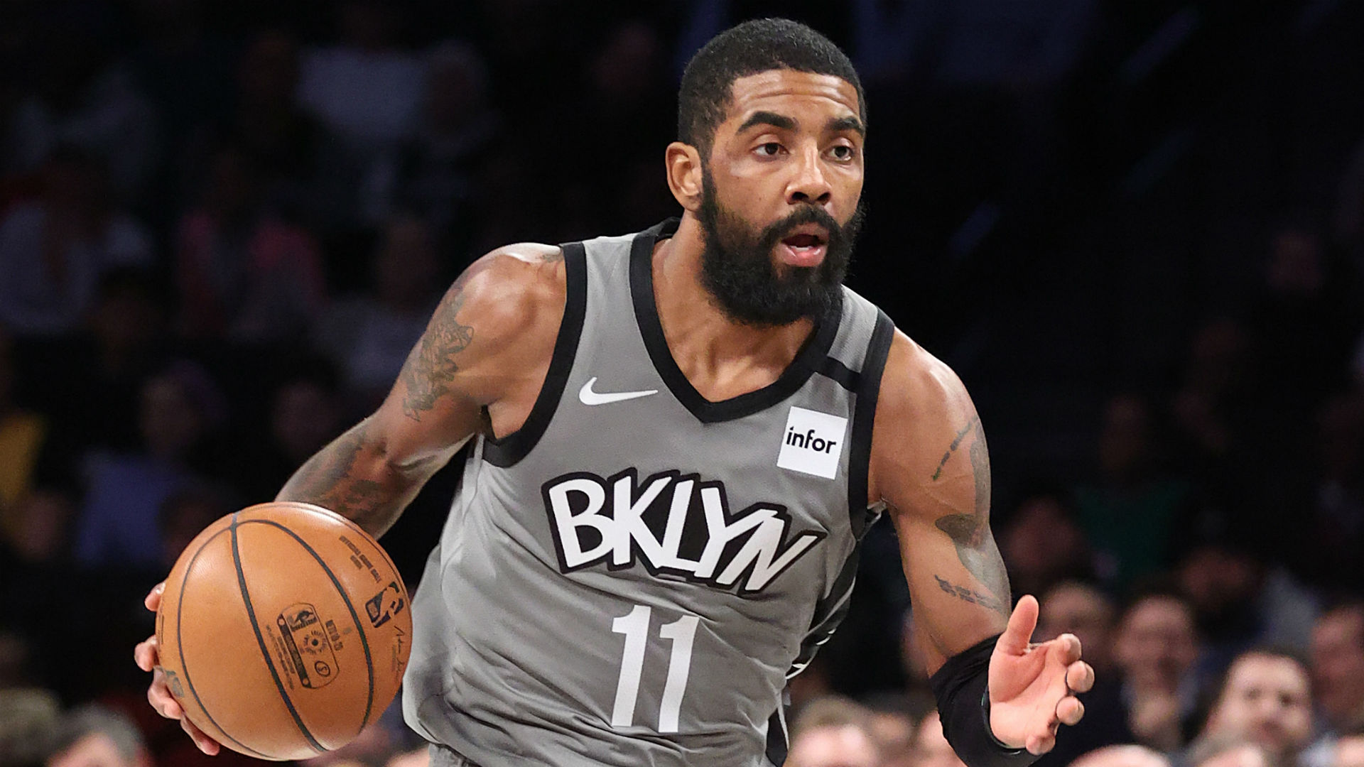 Kyrie Irving Workout Routine and Diet Plan – FitnessReaper.com
